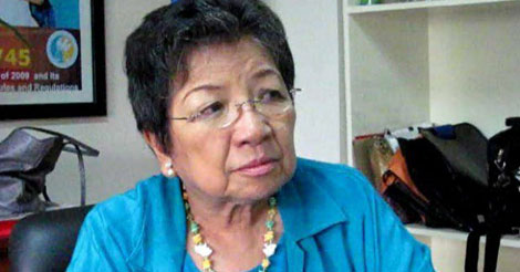 "Loretta-""Etta""-Rosales-speaks-against-fake-news"
