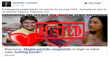 Busted: Duterte warned George Soros about bounty on his head in PH? Story came from a fake news site