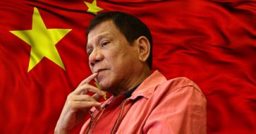 Duterte says China's claim is historical given 'South China Sea' name but Vera Files' fact-checking contradicts it
