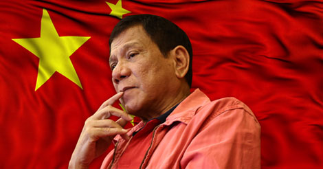 Duterte-China