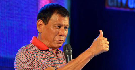 Duterte gives credit to US, China