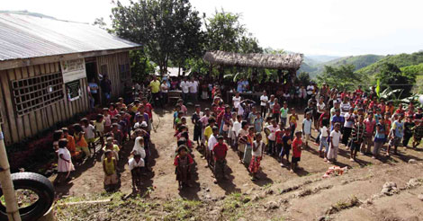 Lumad-school-shows-DepEd-certification