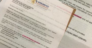Netizens slam PCOO over letter requesting for females with pleasing personality; PCOO exec says it is 'unauthorized'