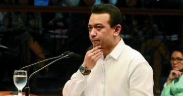 Senators urge ethics probe, ask for apology from Trillanes after he calls them 'cowards,' 'lapdogs'