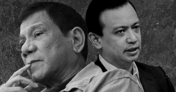 Trillanes on Duterte's claims he earned millions over Scarborough backchannel talks: 'Ano ako, may hawak akong deed of sale?'