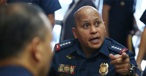 "General Ronald ""Bato"" dela Rosa"