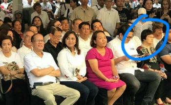 Busted: Judy Taguiwalo denies Vivian Velez' claim she attended CHR rally