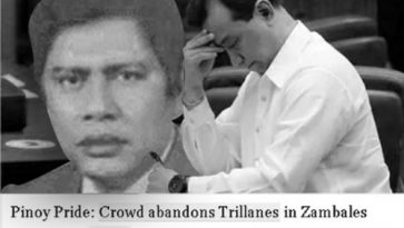 Columnist who used fake story on Ambassador Haley also fell for fake news about crowd abandoning Trillanes