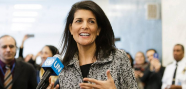 US embassy denies Haley's remarks on giving Duterte space at UN assembly