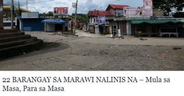 Busted: Rappler hits Uson for using Marawi photo taken by Rappler correspondent; Uson explains mistake behind her post