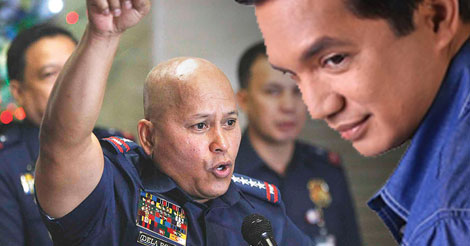PNP chief claims Chinese hotel staff told him Chinese media hail him as a hero in PH
