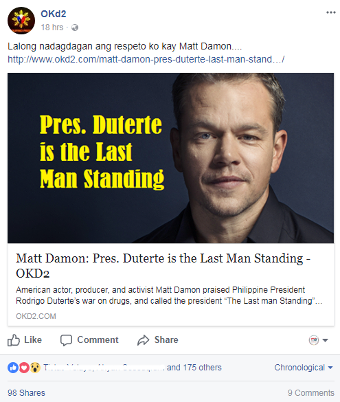 Matt-Damon-Duterte