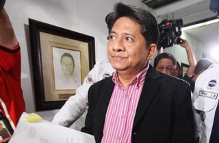 Umali says Gadon may face perjury complaint after SC Justice de Castro denies giving info to journo