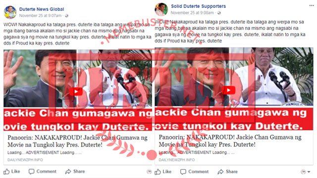Busted: Parojinog ledger showed they donated P26-M to Roxas, Robredo's campaign? It's 'satire'!