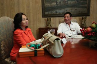 Duterte calls Arroyo his 'boss,' says he owes her a lot