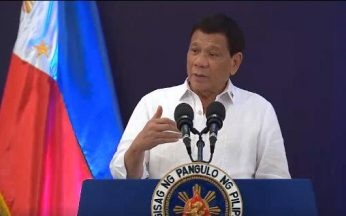 Duterte says killing in drug war is not good policy: We do not enjoy killing our own kind