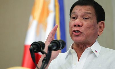 Duterte rejects proposals for term extension