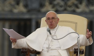 Pope Francis satanic urged journalists