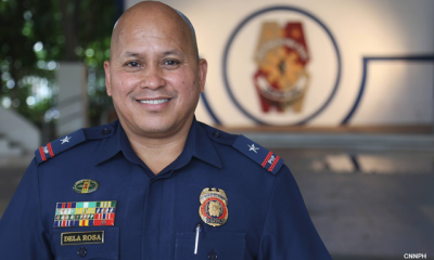 Governor Ronald Bato dela Rosa